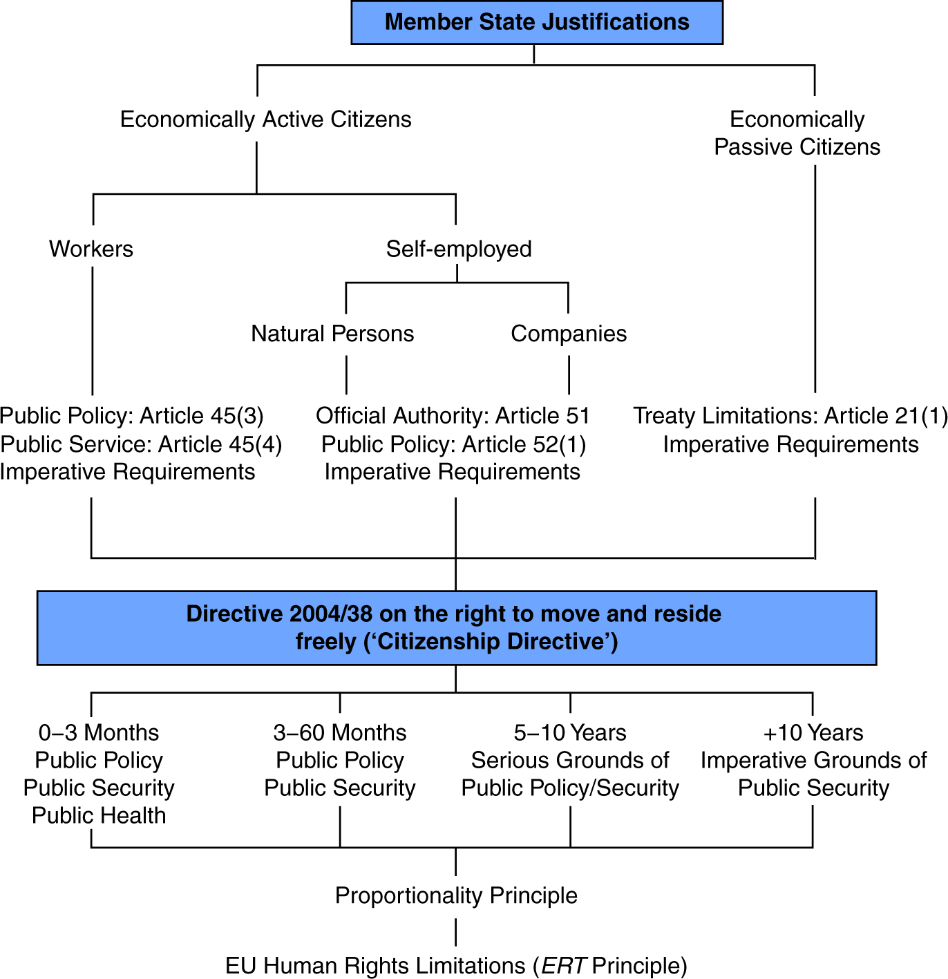 Figures robert schtze european union law figure 153 justifications summary flowchart nvjuhfo Choice Image